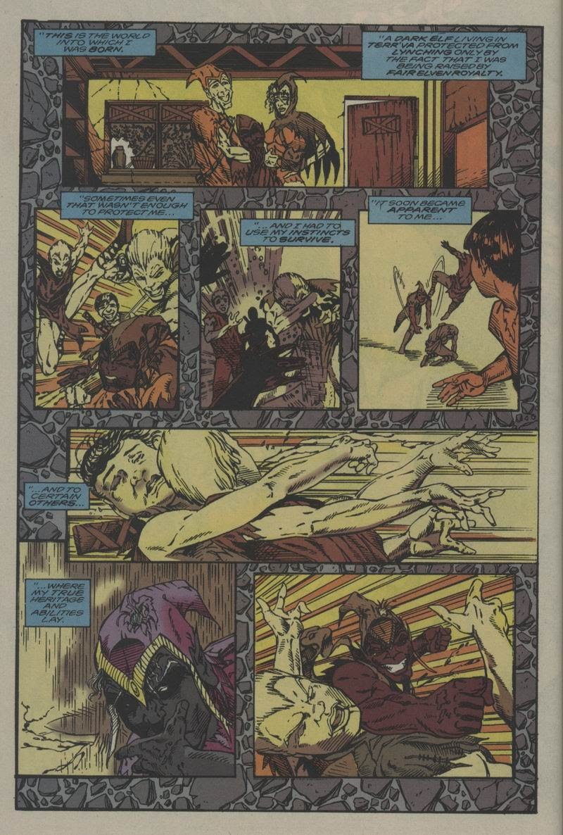 Excalibur (1988) issue Annual 1 - Page 19