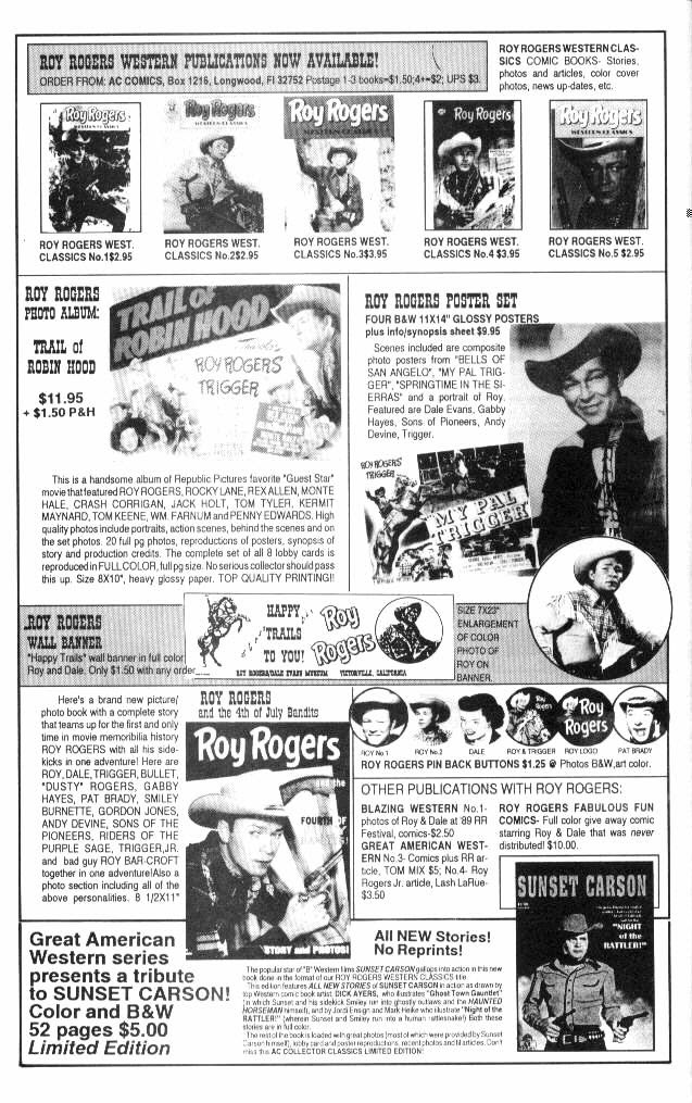 Read online Roy Rogers comic -  Issue #5 - 33