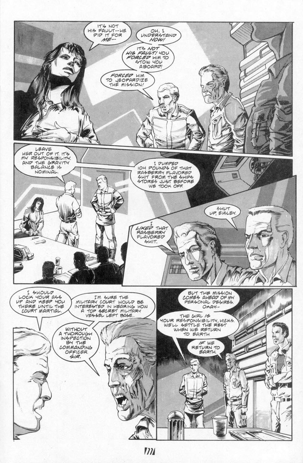 Read online Aliens (1988) comic -  Issue #3 - 15