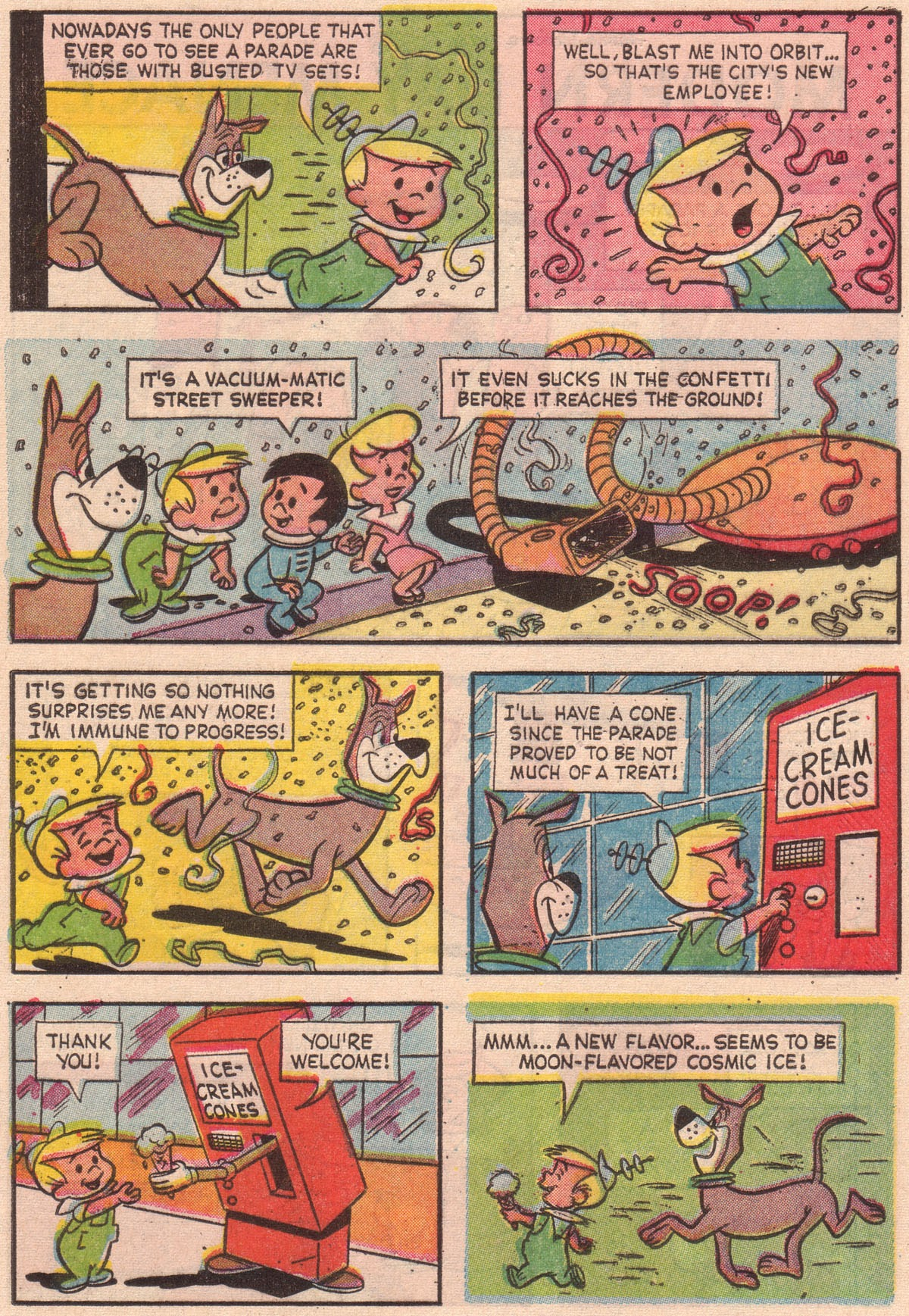 The Jetsons (1963) issue 26 - Page 28