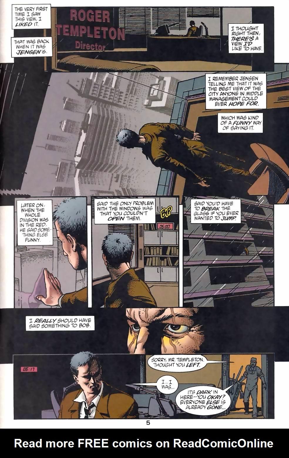 Read online Flinch comic -  Issue #12 - 23