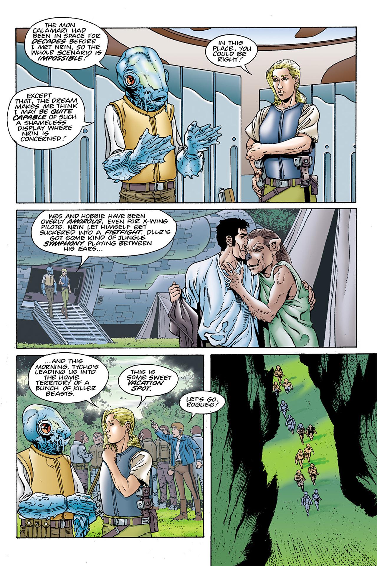 Read online Star Wars Omnibus comic -  Issue # Vol. 2 - 242