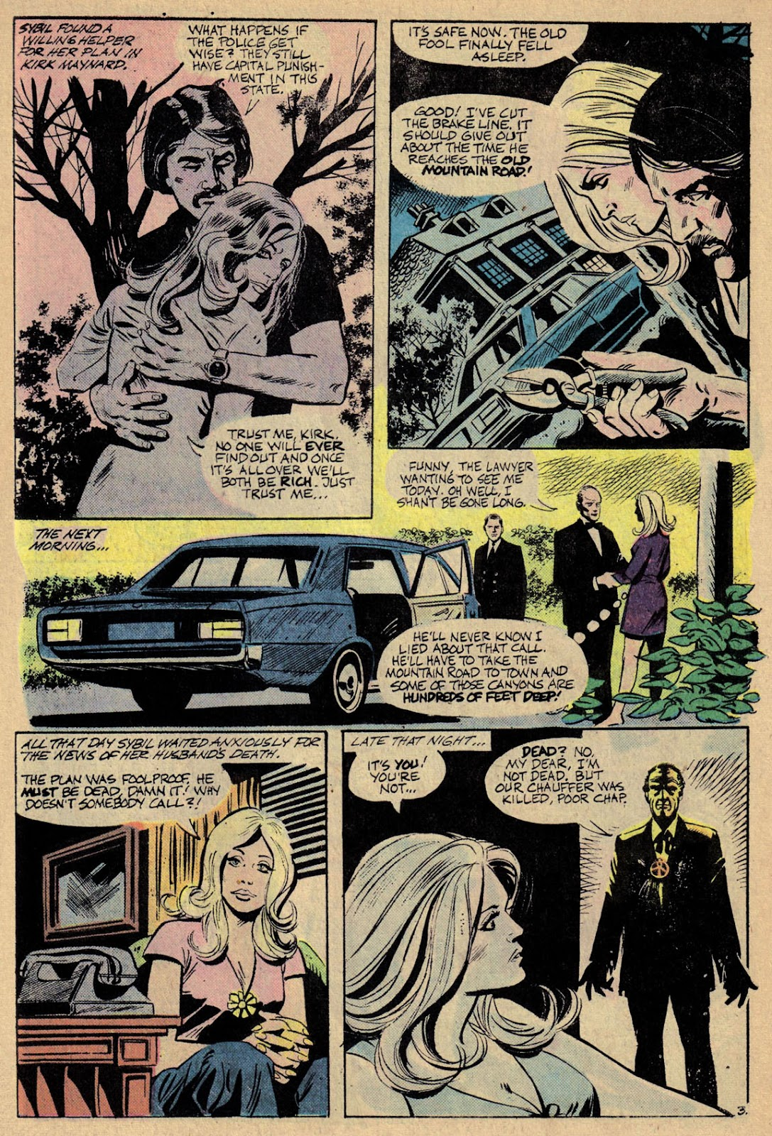 Read online Madhouse Comics comic -  Issue #97 - 31