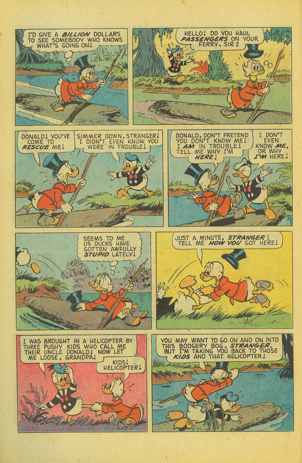 Read online Uncle Scrooge (1953) comic -  Issue #123 - 26