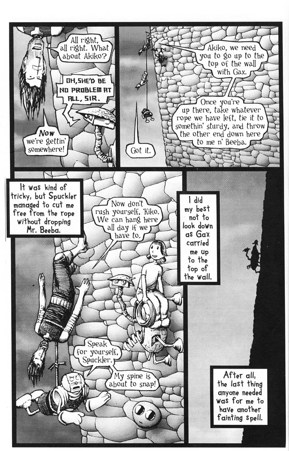 Read online Akiko comic -  Issue #Akiko _TPB 2 - 52