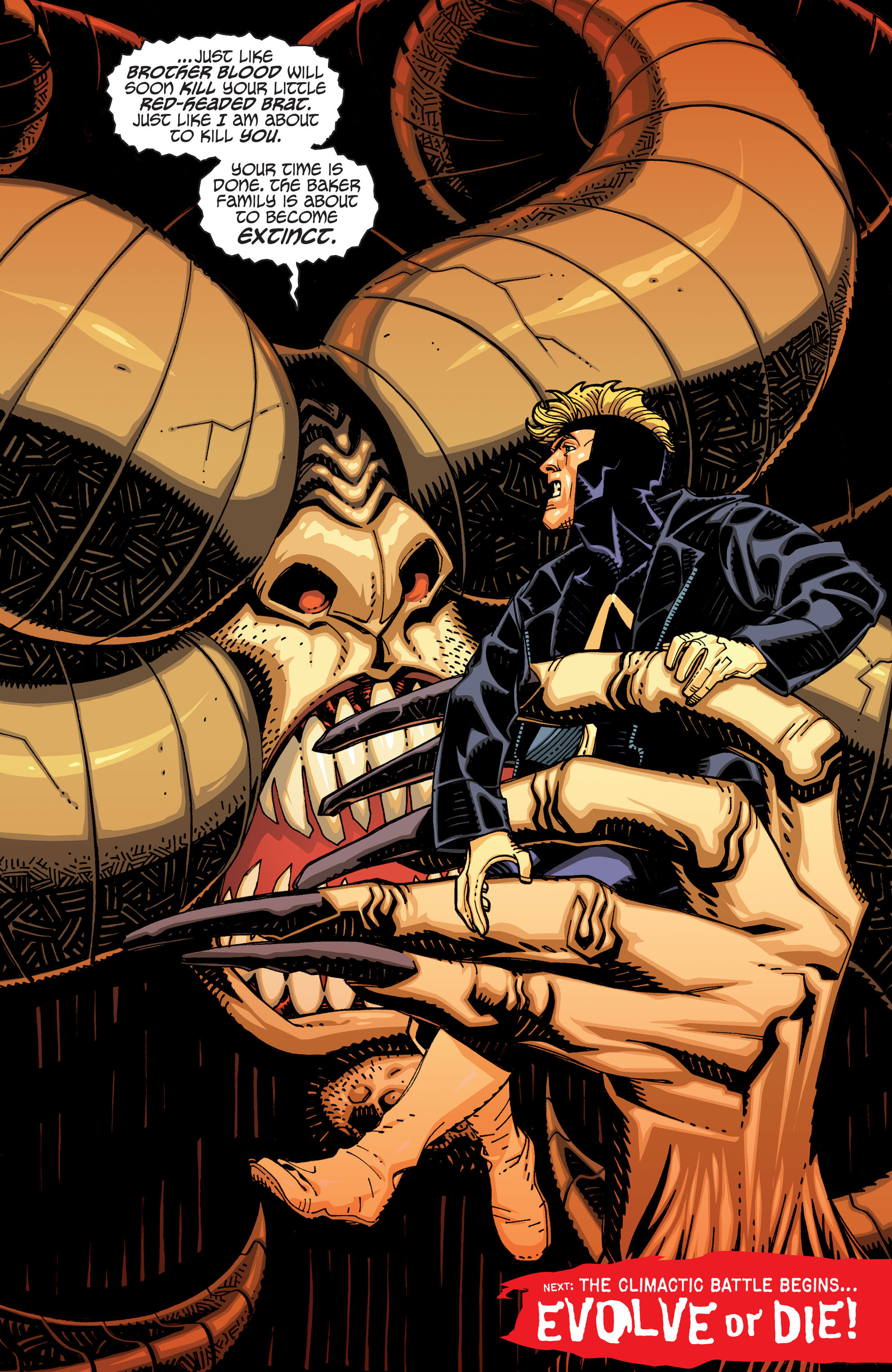 Read online Animal Man (2011) comic -  Issue #26 - 18