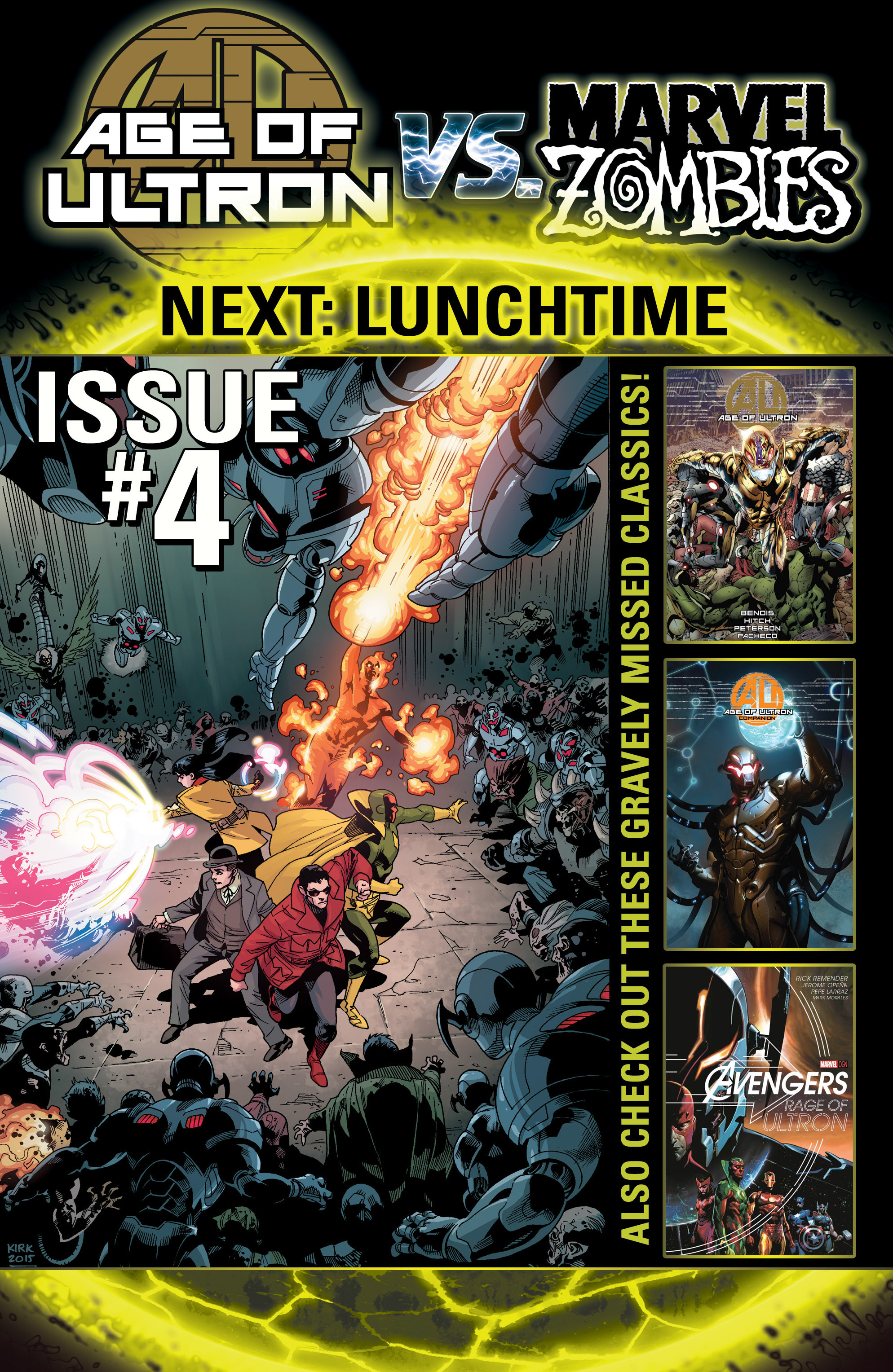 Read online Age of Ultron Vs. Marvel Zombies comic -  Issue #3 - 22