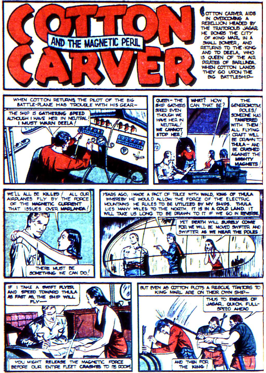 Read online Adventure Comics (1938) comic -  Issue #44 - 60