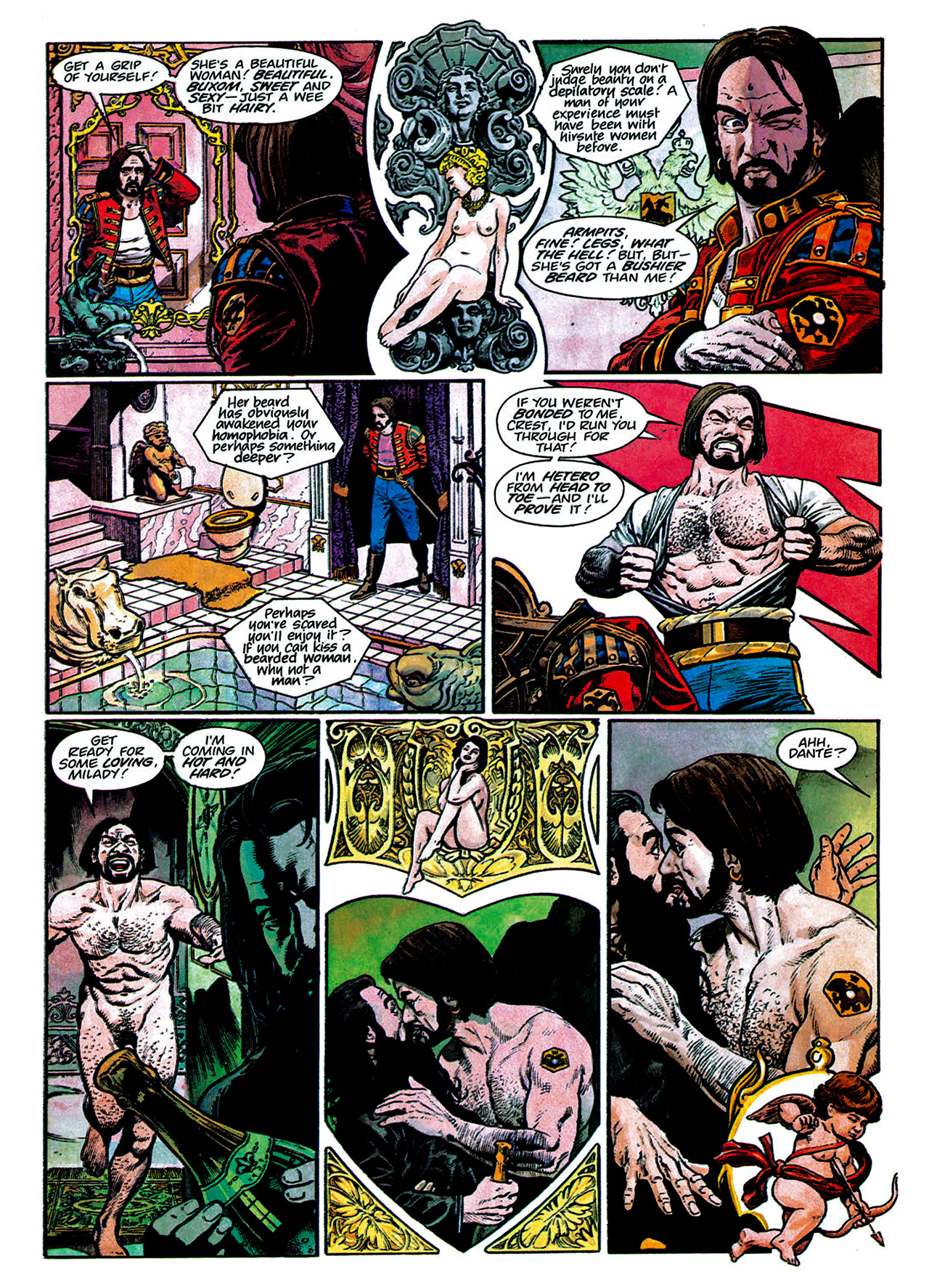 Read online Nikolai Dante comic -  Issue # TPB 1 - 96