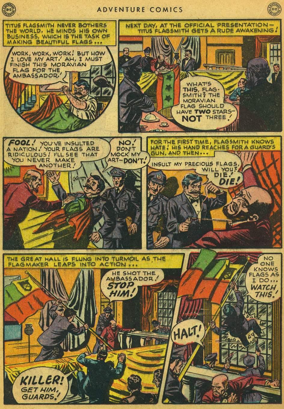 Read online Adventure Comics (1938) comic -  Issue #128 - 15