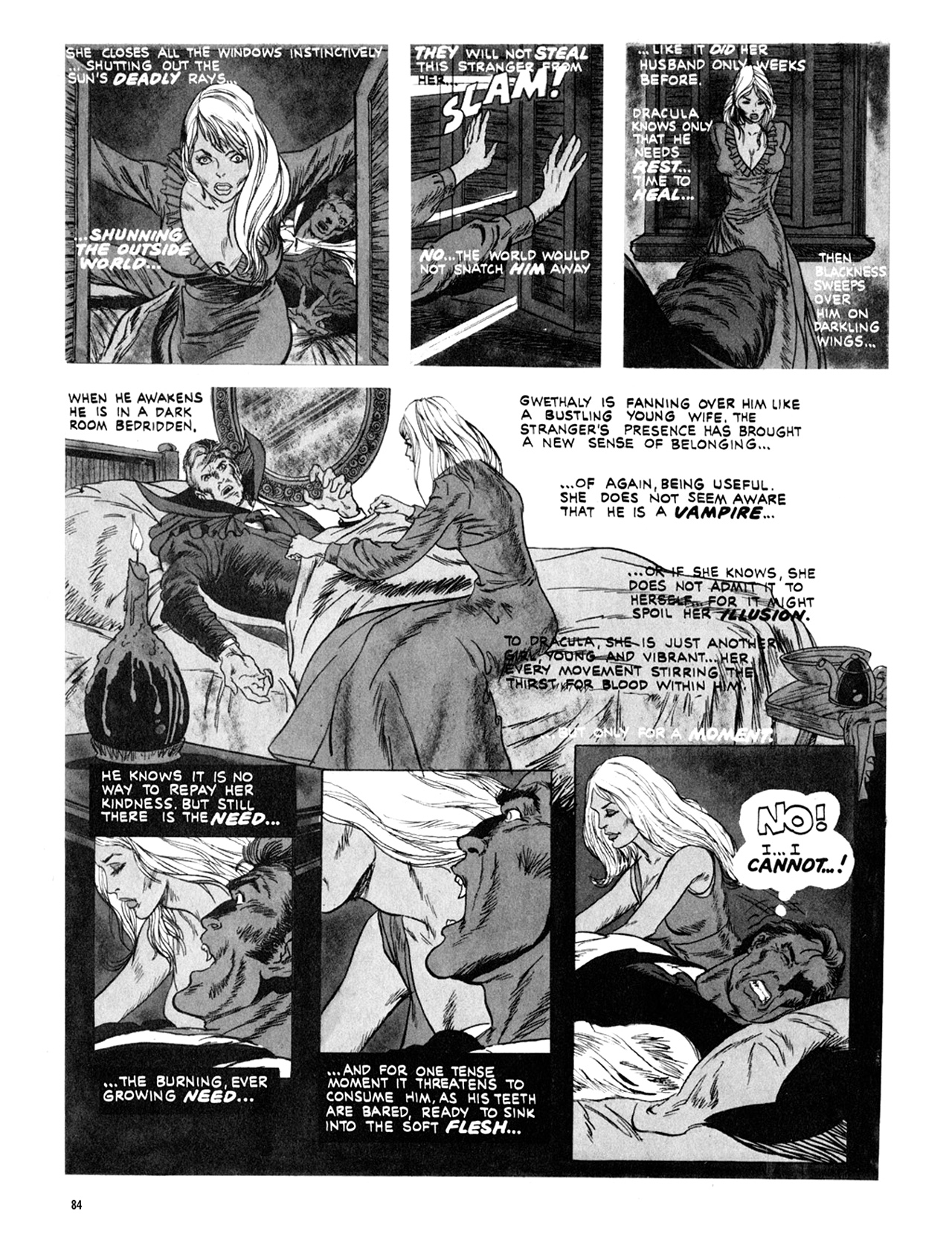 Read online Eerie Archives comic -  Issue # TPB 10 - 85