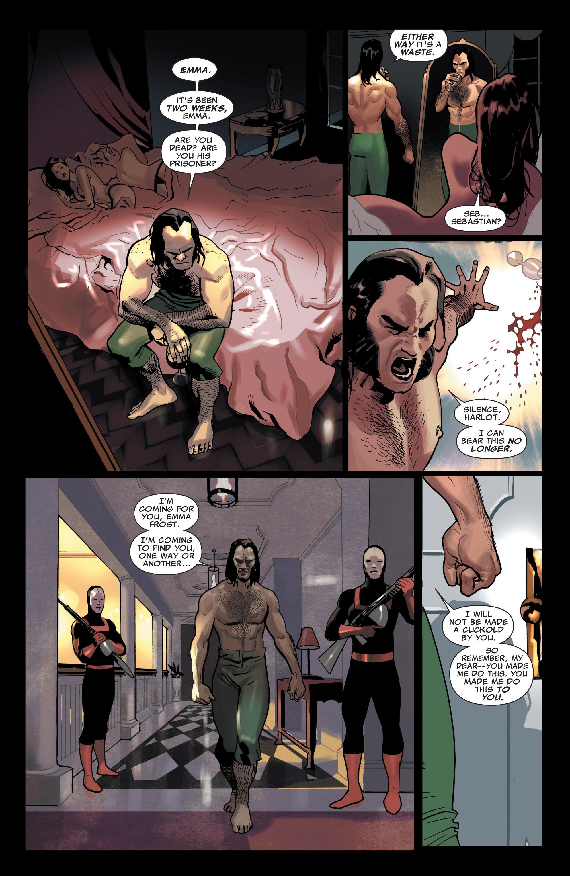 Read online Uncanny X-Men (1963) comic -  Issue # _Annual 2 (2009) - 22