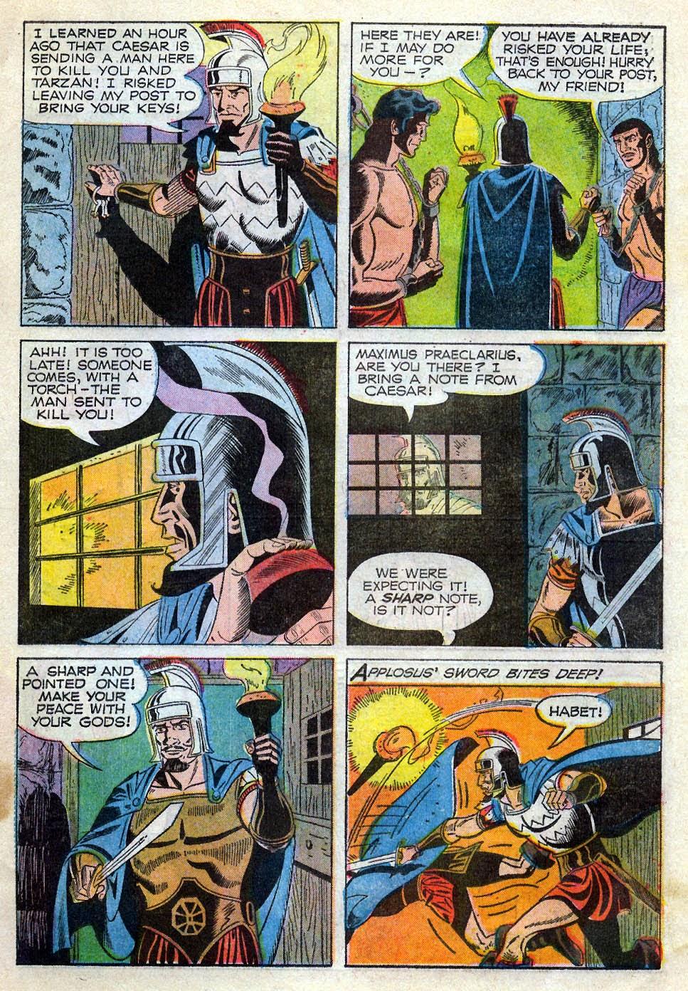 Tarzan (1962) issue 195 - Page 15