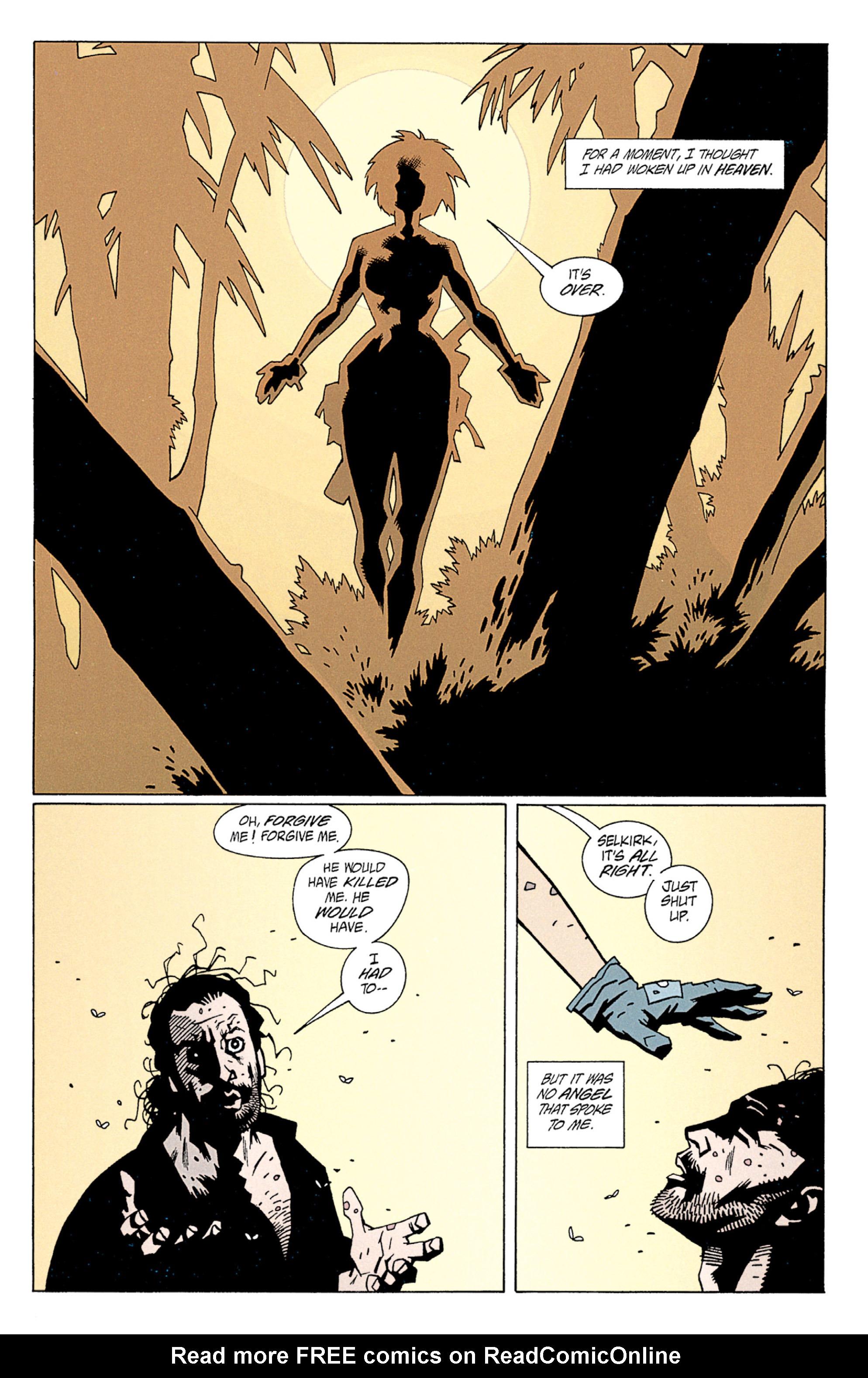 Read online Aliens: Salvation comic -  Issue # TPB - 28