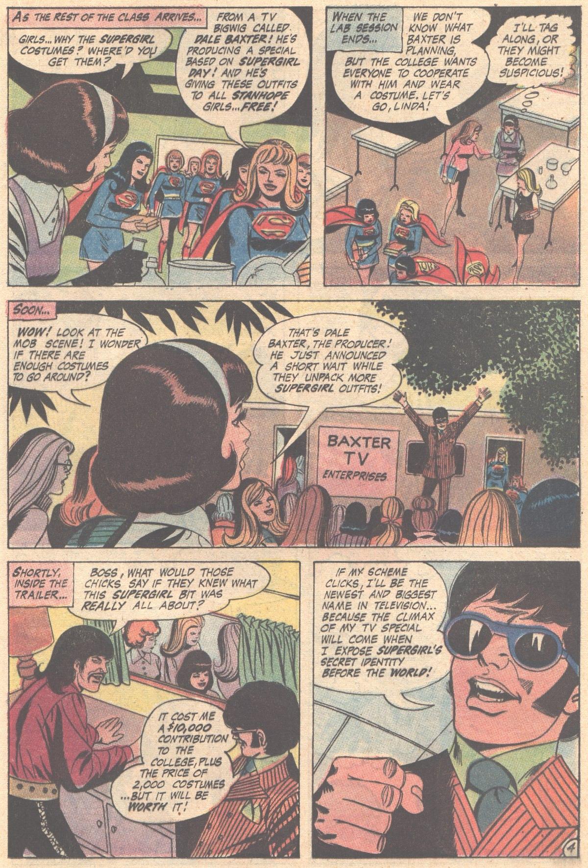 Read online Adventure Comics (1938) comic -  Issue #392 - 21