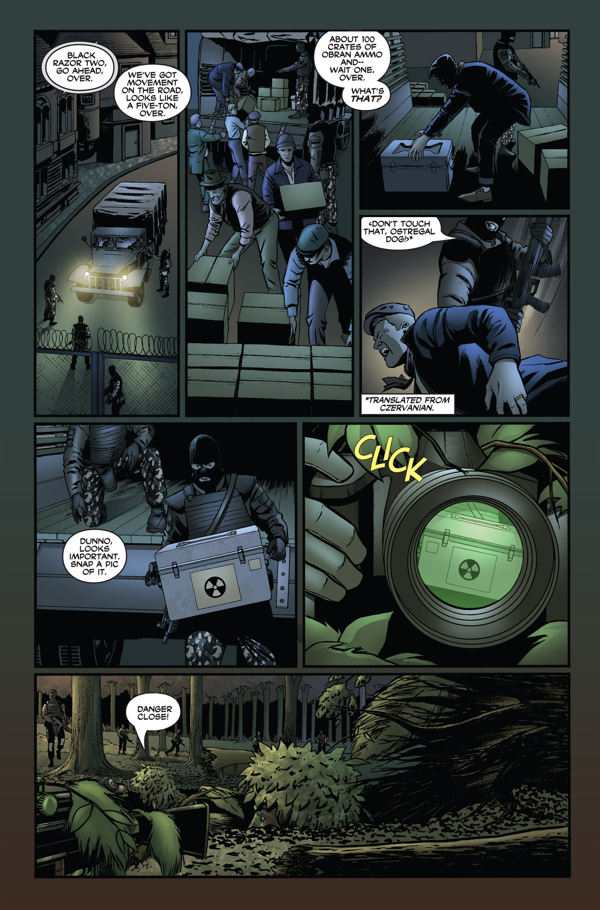 Read online America's Army comic -  Issue #1 - 18