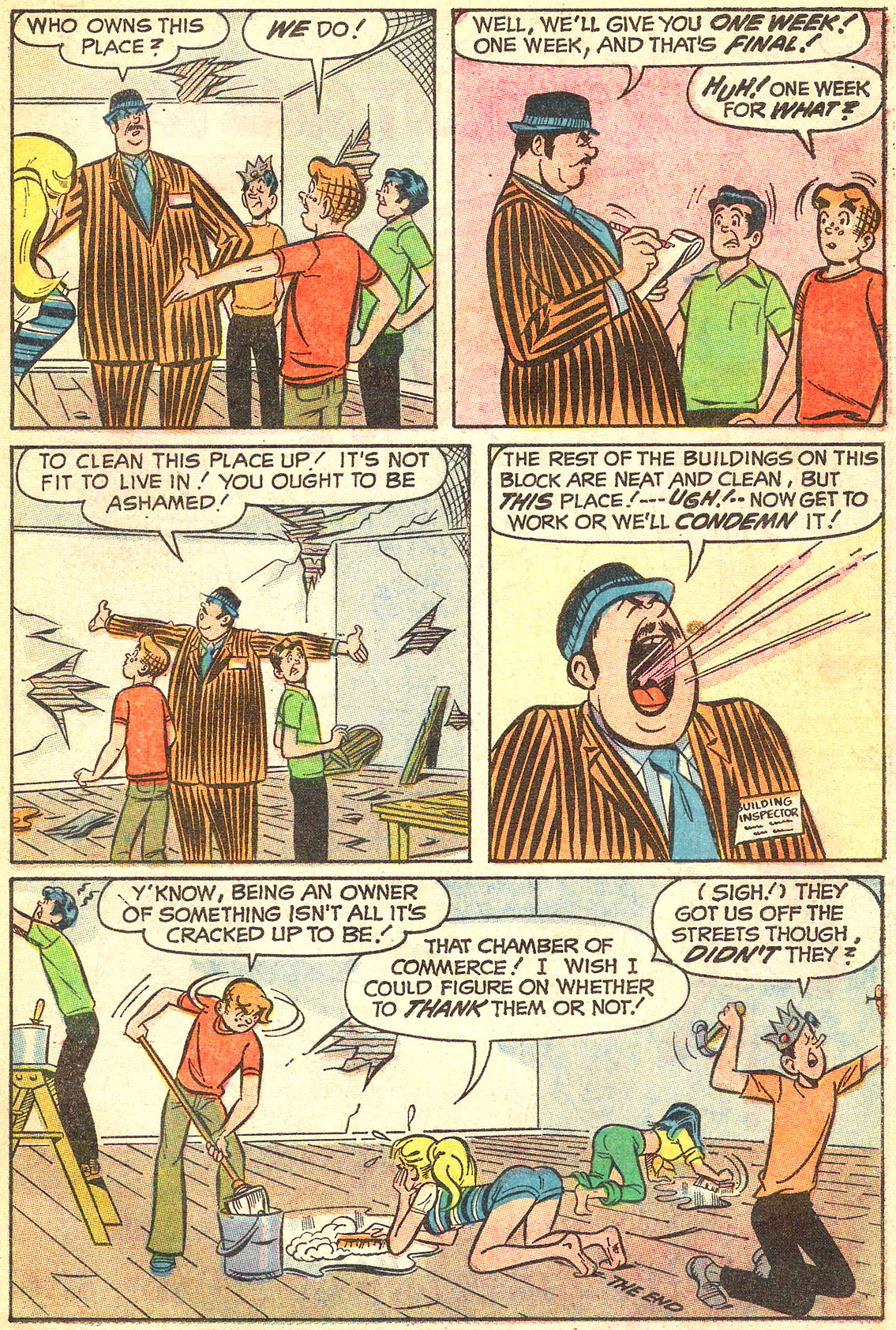 Read online Archie (1960) comic -  Issue #213 - 19