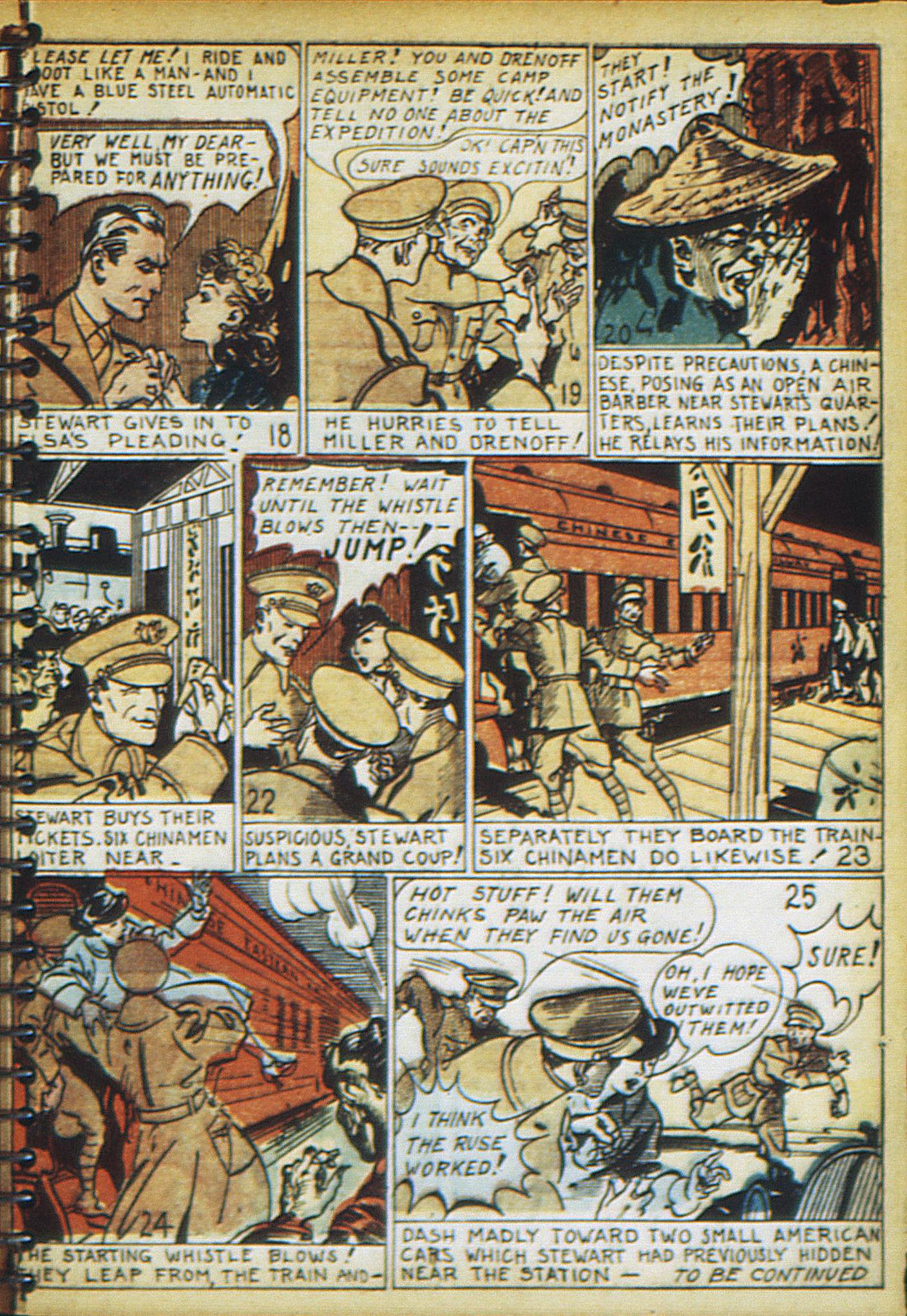Read online Adventure Comics (1938) comic -  Issue #17 - 58