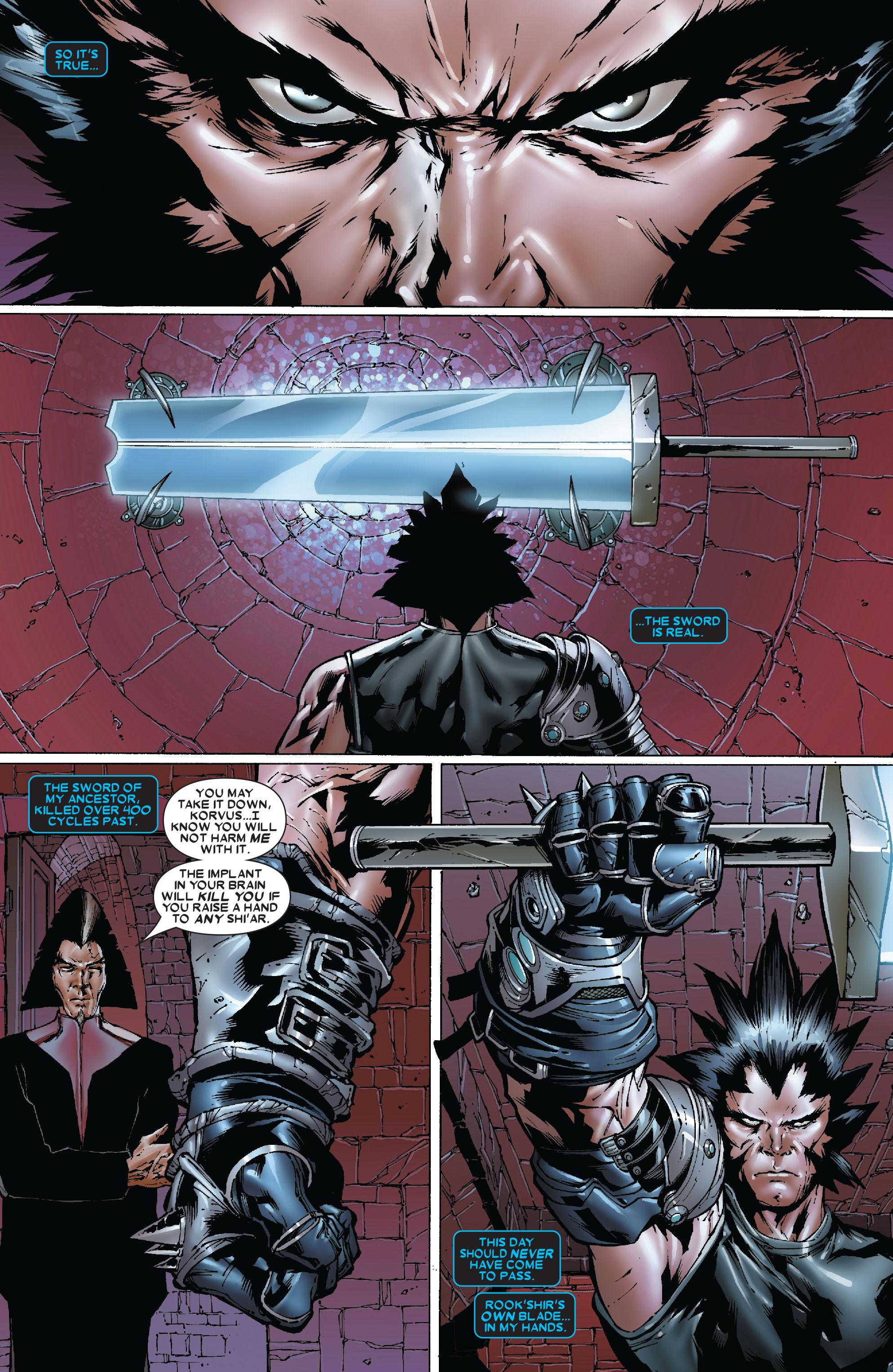 Read online Uncanny X-Men (1963) comic -  Issue #479 - 2