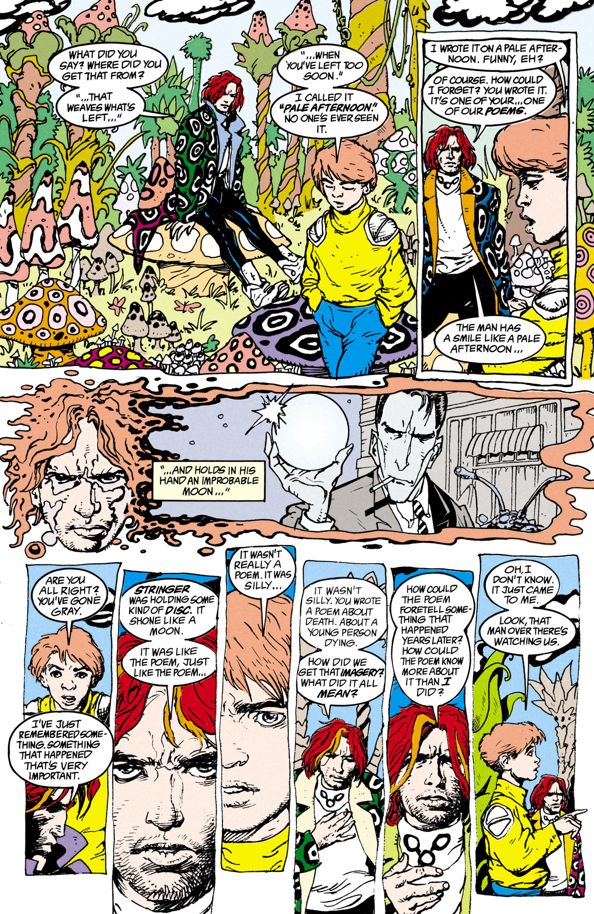 Read online Shade, the Changing Man comic -  Issue #22 - 12