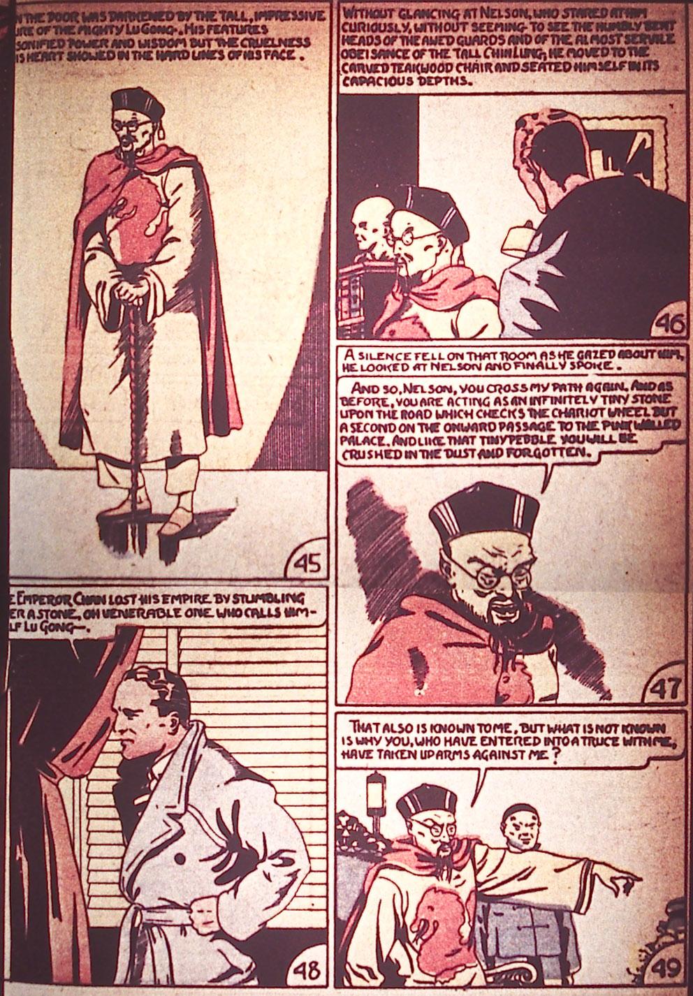Read online Detective Comics (1937) comic -  Issue #7 - 31