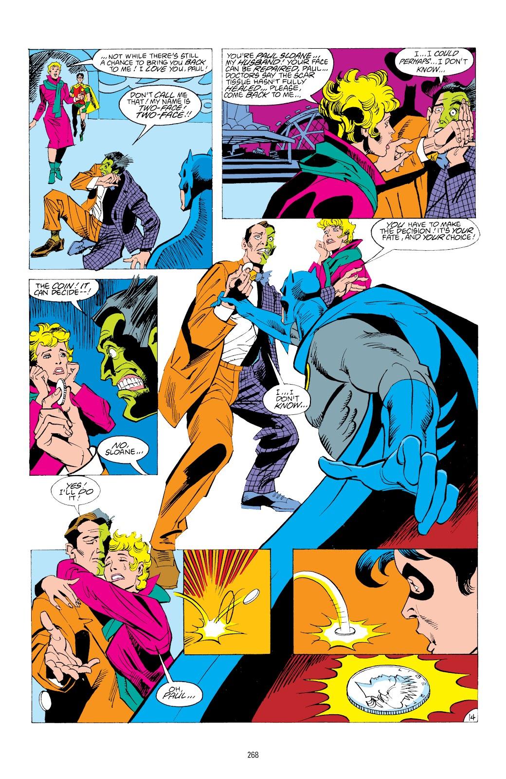 Read online Detective Comics (1937) comic -  Issue # _TPB Batman - The Dark Knight Detective 1 (Part 3) - 68