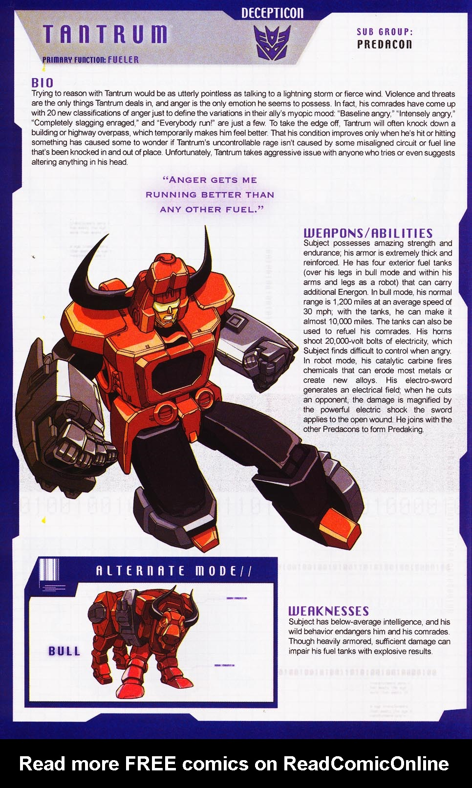 Read online Transformers: More than Meets the Eye comic -  Issue #4 - 53