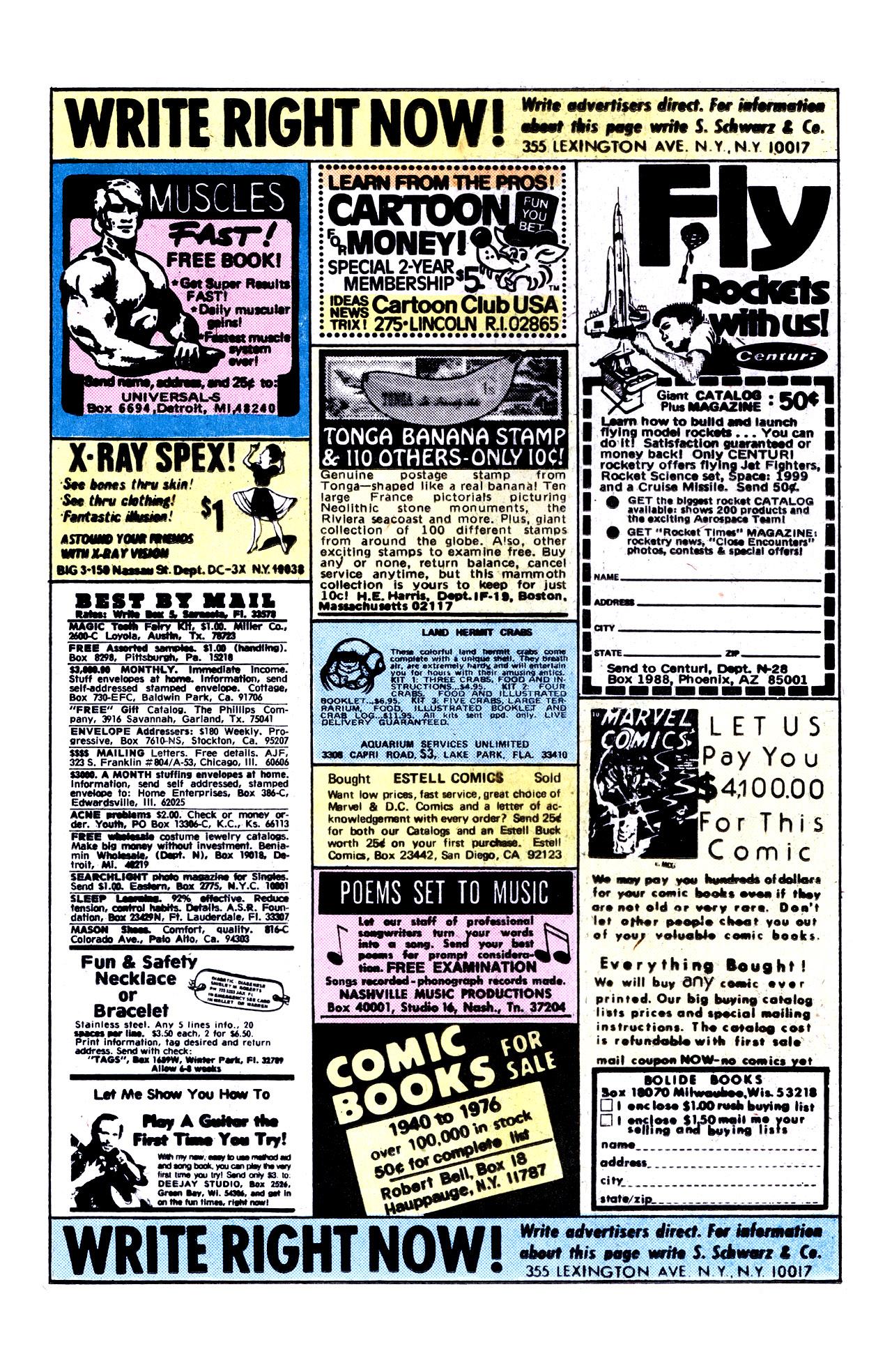 Read online Secret Society of Super-Villains comic -  Issue #15 - 23