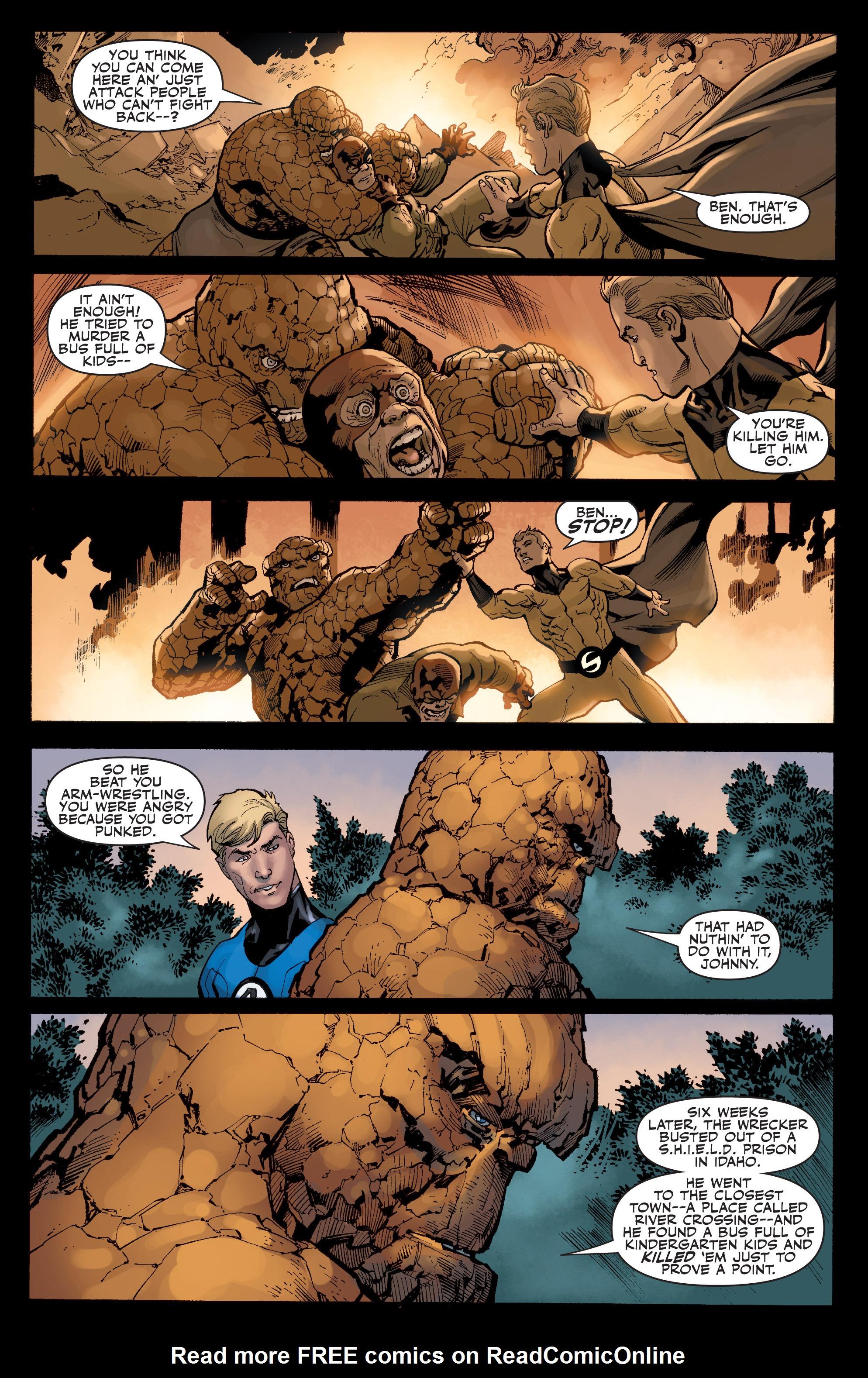 Read online Sentry: Fallen Sun comic -  Issue # Full - 20