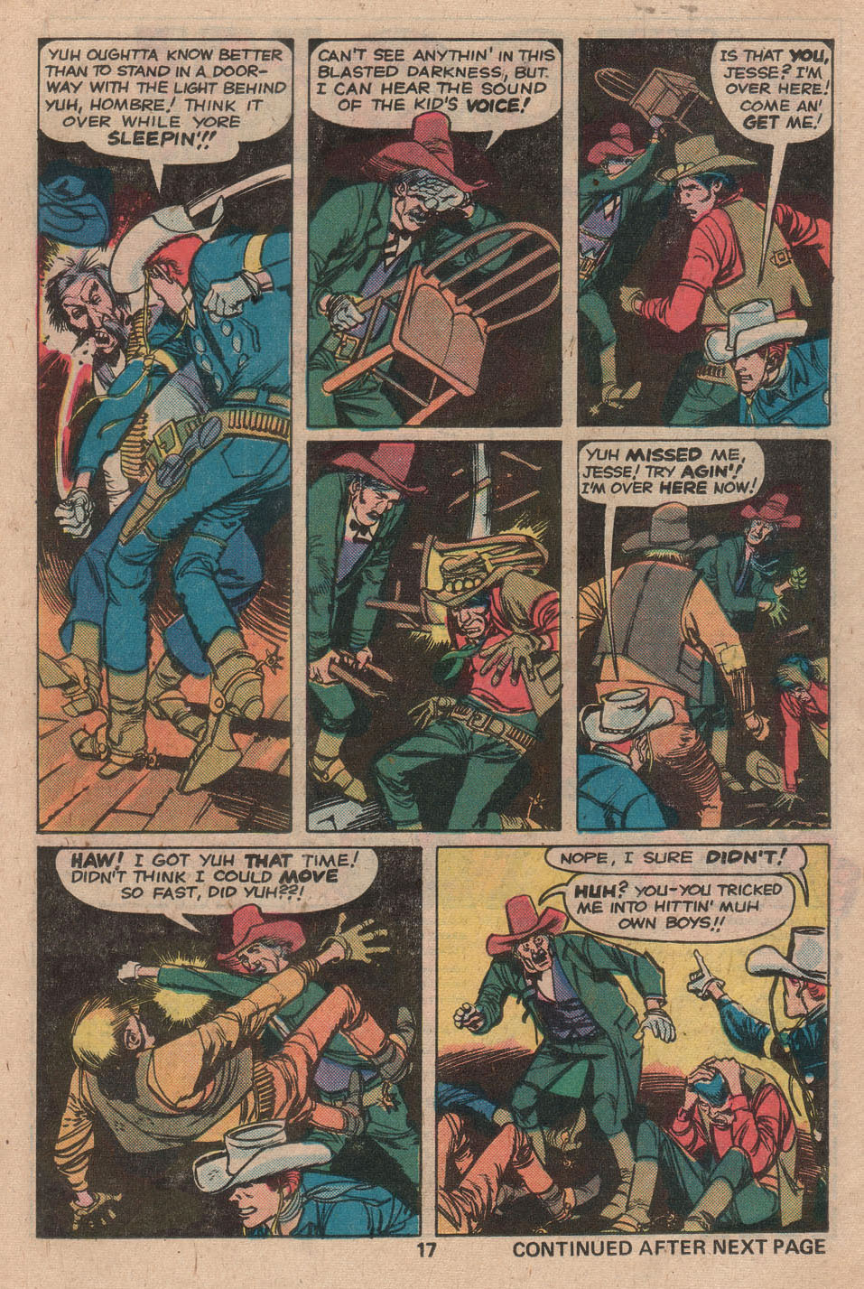 The Rawhide Kid (1955) issue 139 - Page 19