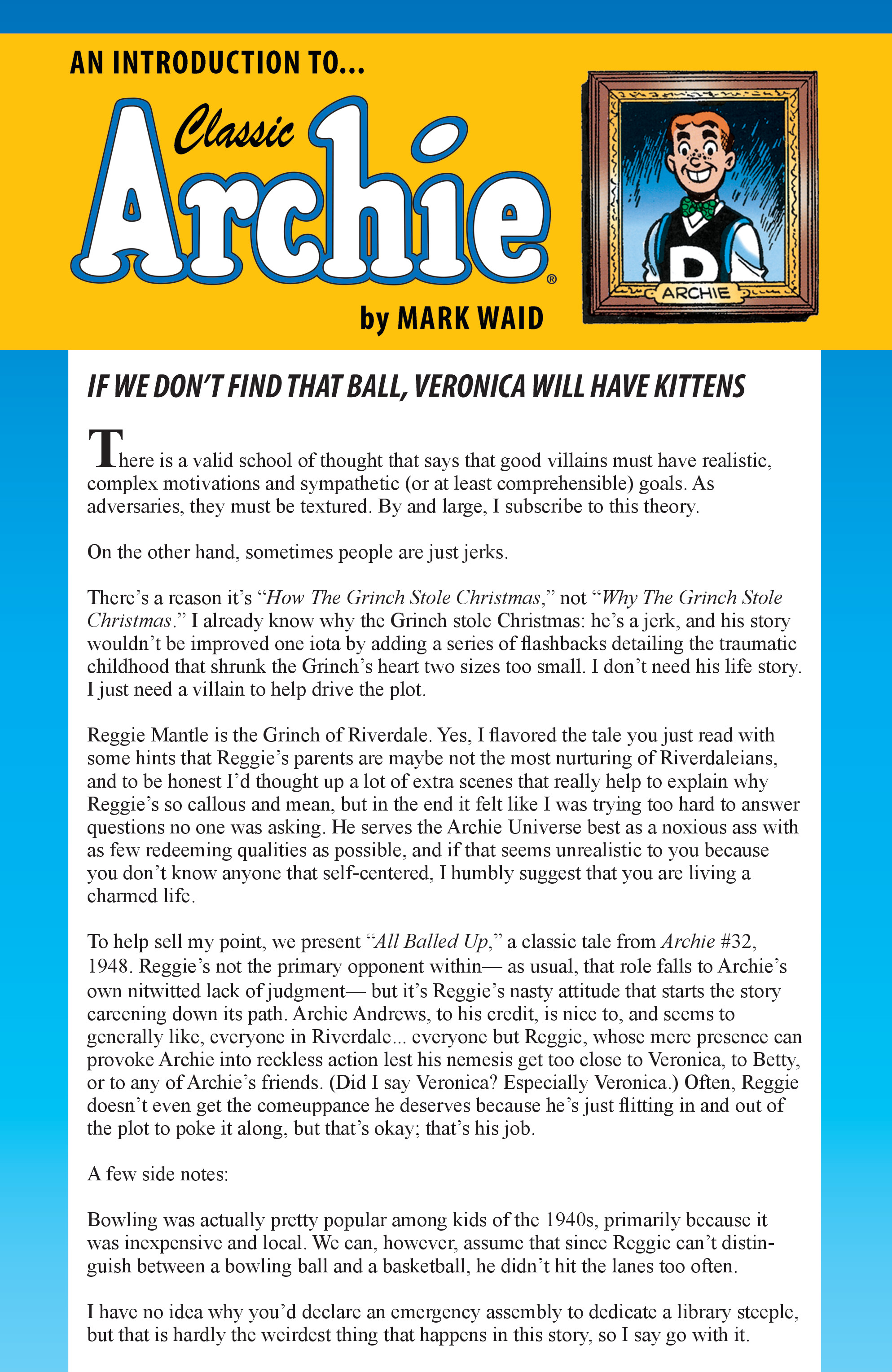 Read online Archie (2015) comic -  Issue #5 - 25