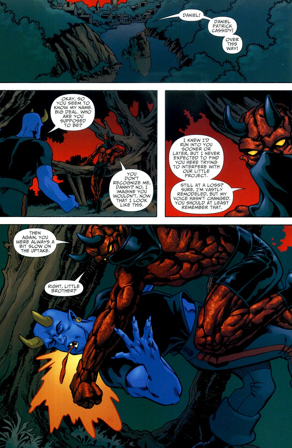 Read online Shadowpact comic -  Issue #2 - 10