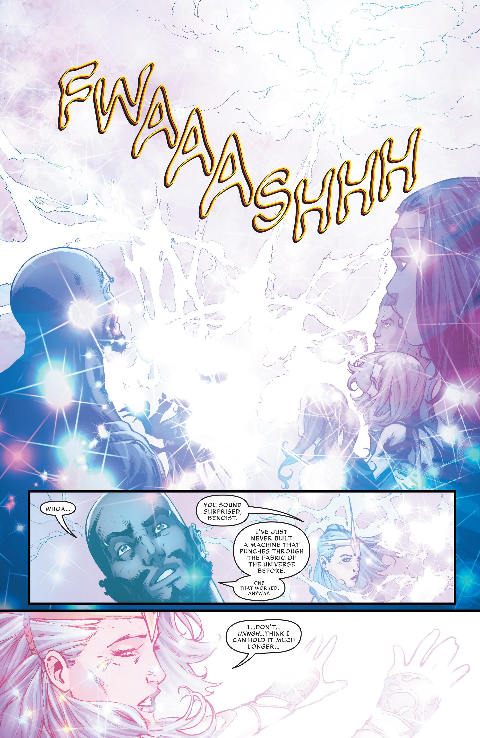Read online Aspen Universe: Revelations comic -  Issue #1 - 11