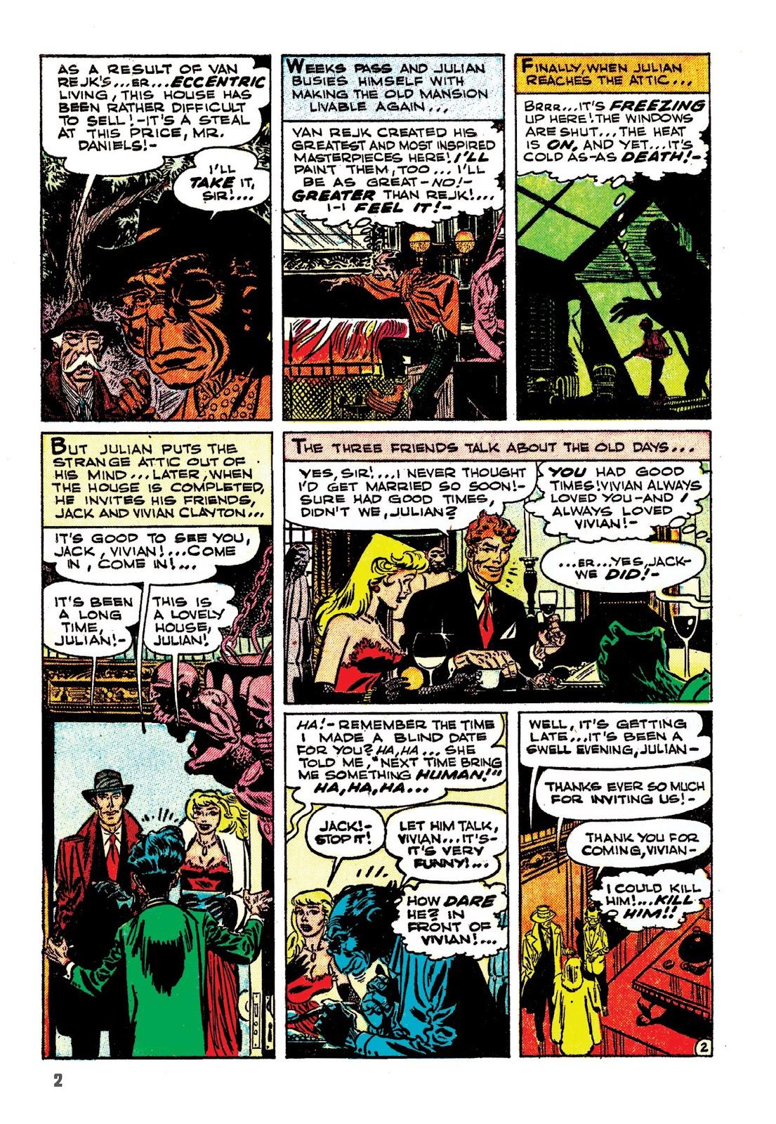 Read online The Joe Kubert Archives comic -  Issue # TPB (Part 1) - 13