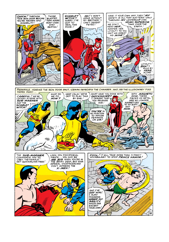 Uncanny X-Men (1963) 6 Page 18