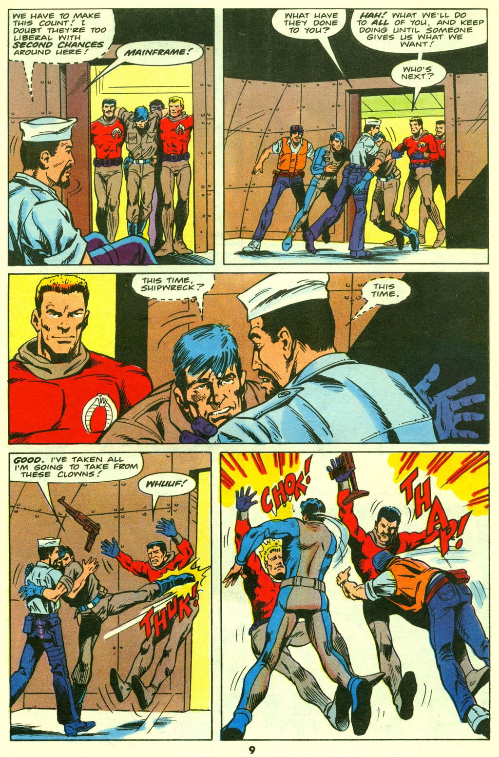 G.I. Joe European Missions issue 14 - Page 10
