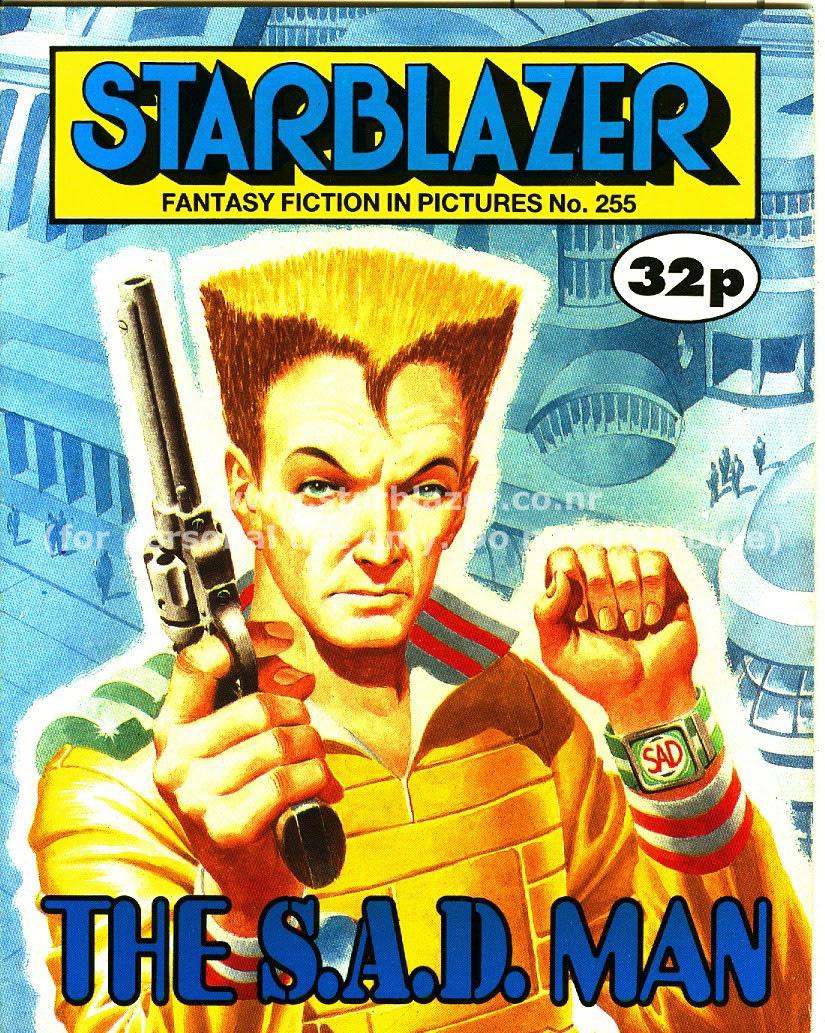 Starblazer issue 255 - Page 1
