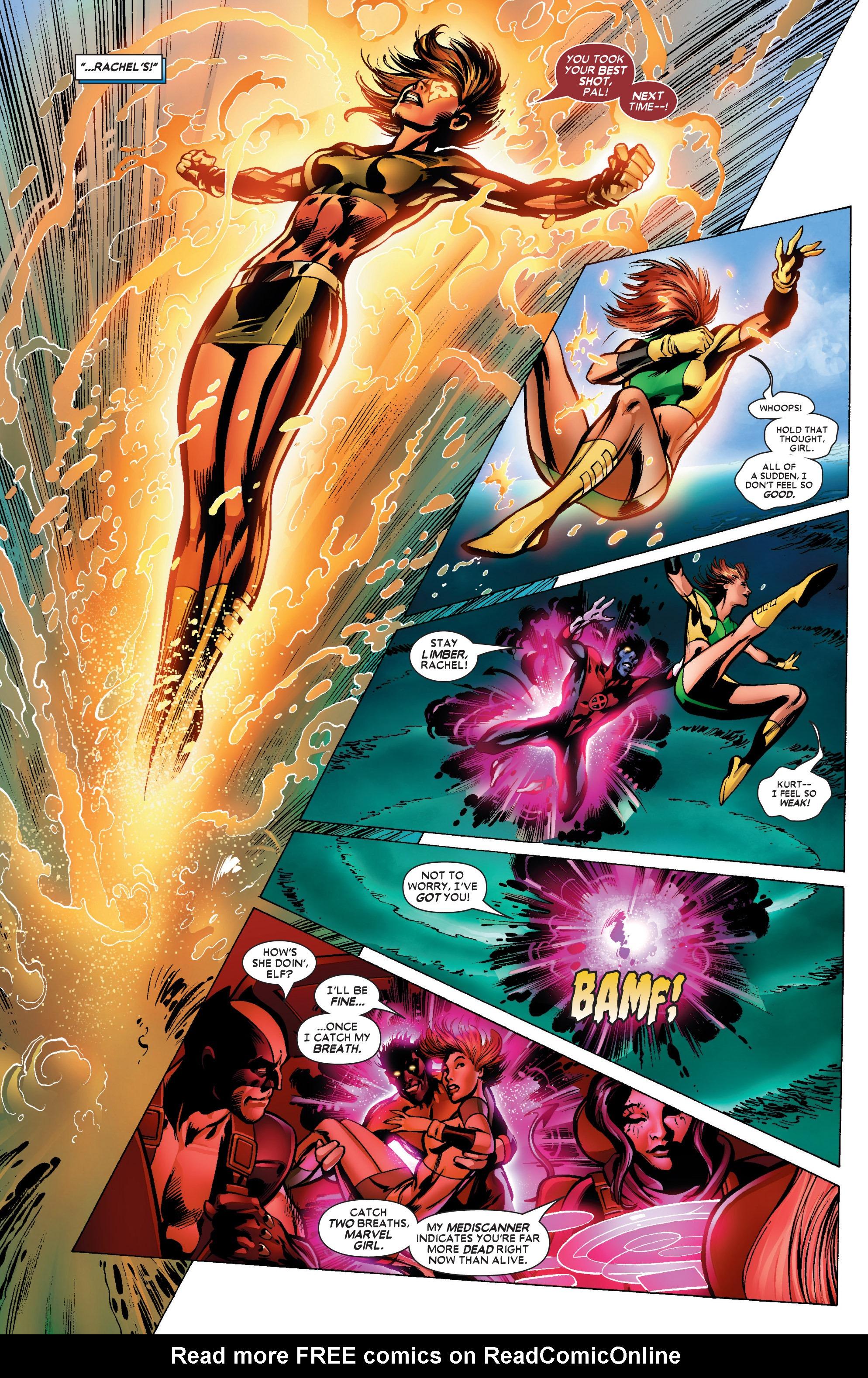 Read online Uncanny X-Men (1963) comic -  Issue #447 - 6