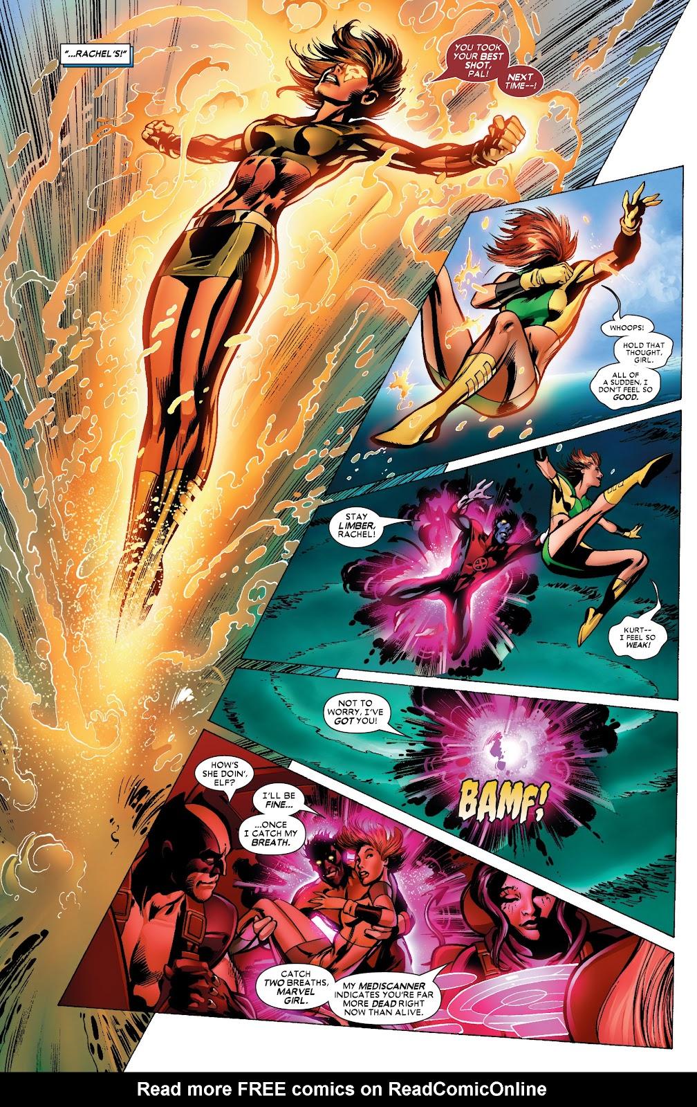 Uncanny X-Men (1963) issue 447 - Page 6