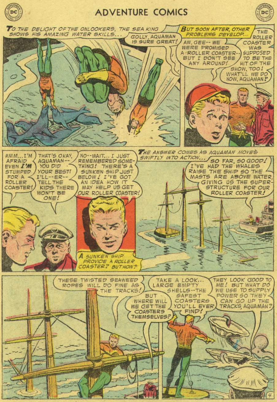 Read online Adventure Comics (1938) comic -  Issue #219 - 20