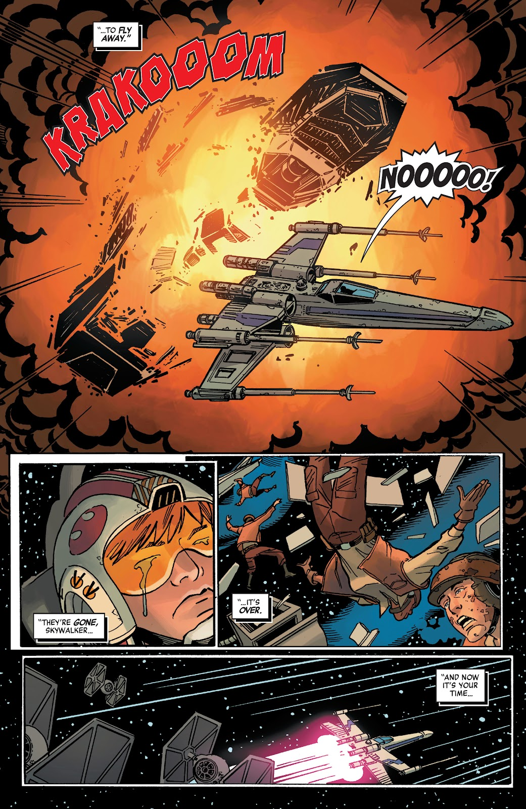Read online Star Wars: Age of Rebellion - Heroes comic -  Issue # TPB - 84