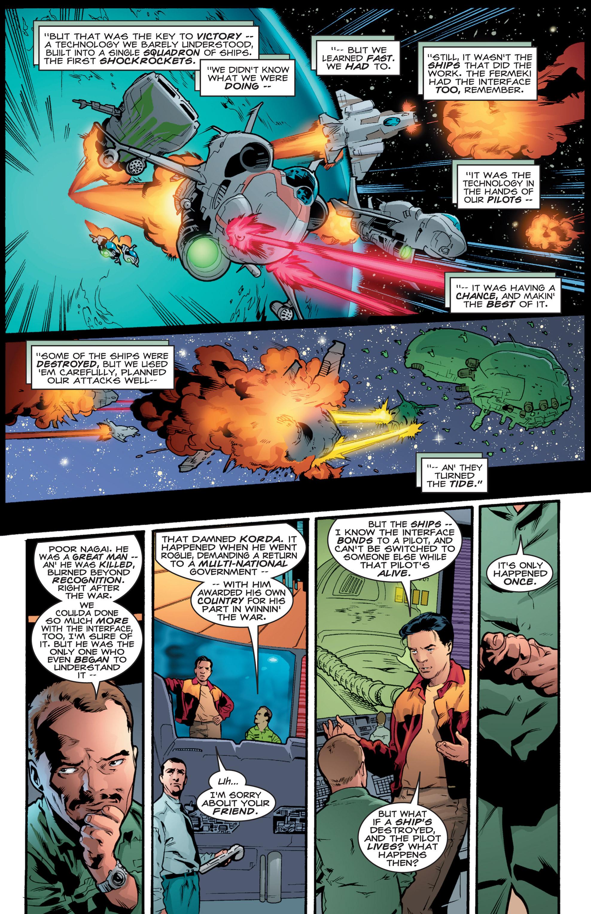 Read online Shockrockets comic -  Issue # TPB - 89