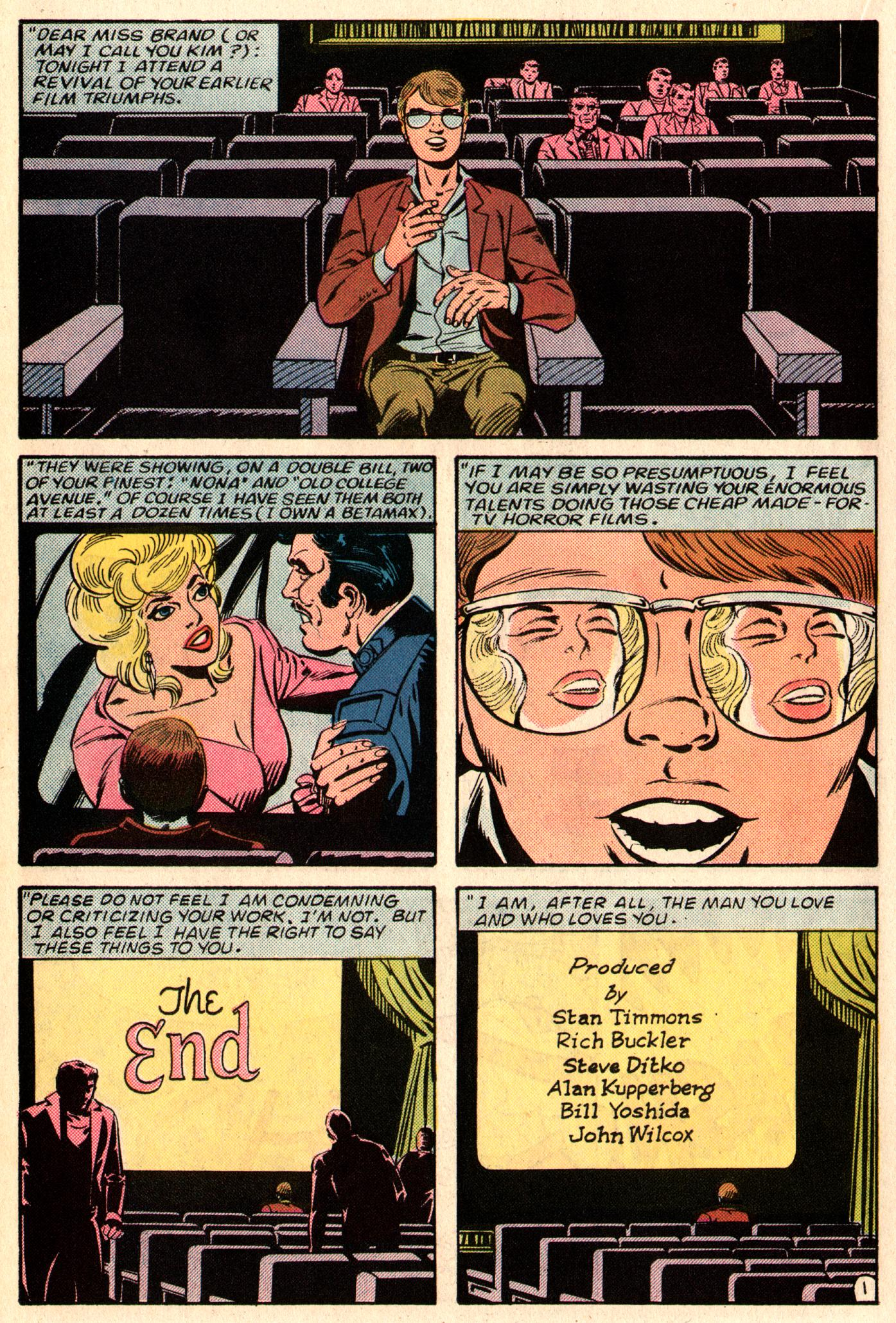 Read online The Fly (1983) comic -  Issue #3 - 21