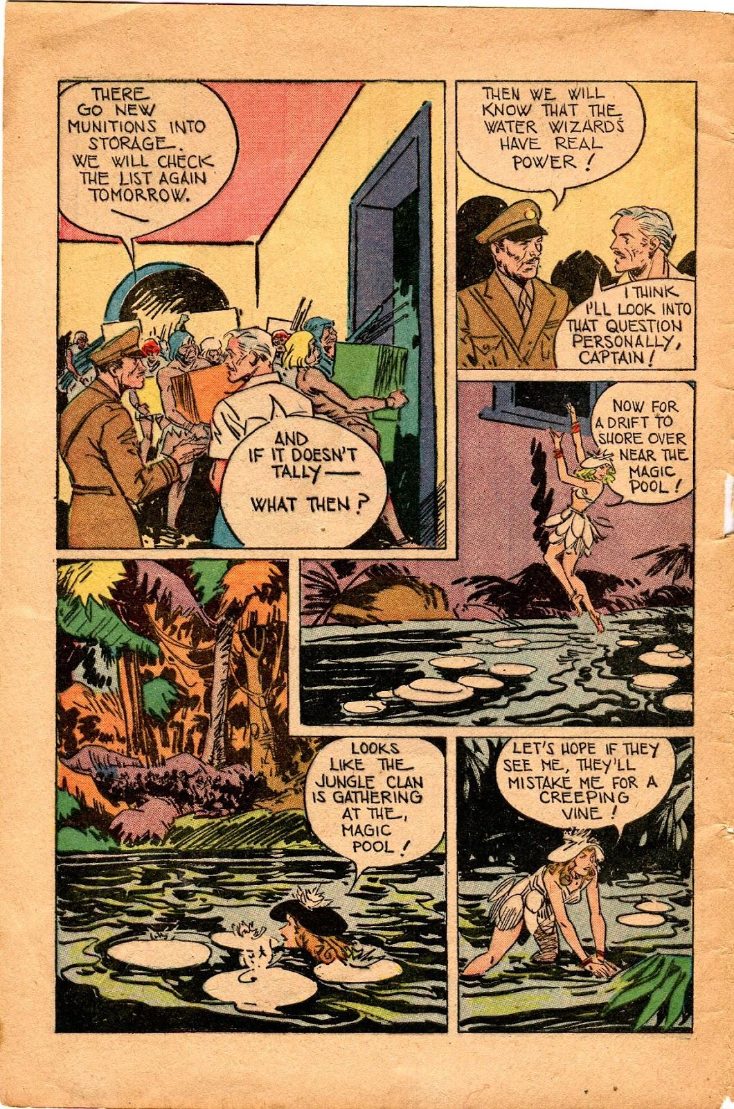 Read online Super-Magician Comics comic -  Issue #34 - 8