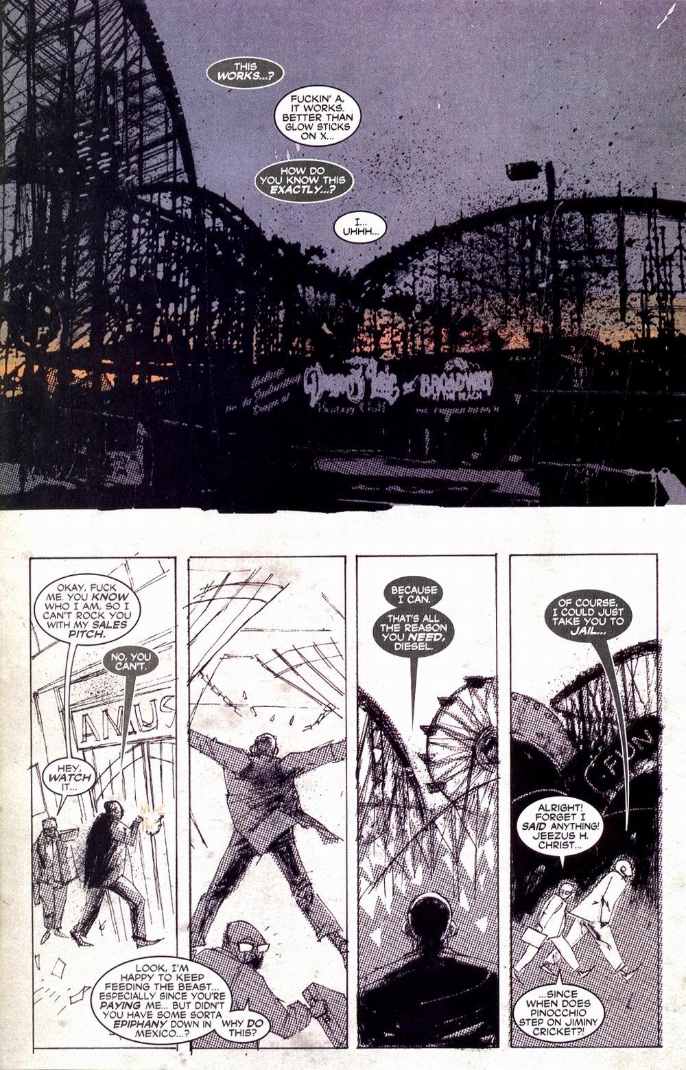 Read online Automatic Kafka comic -  Issue #2 - 18