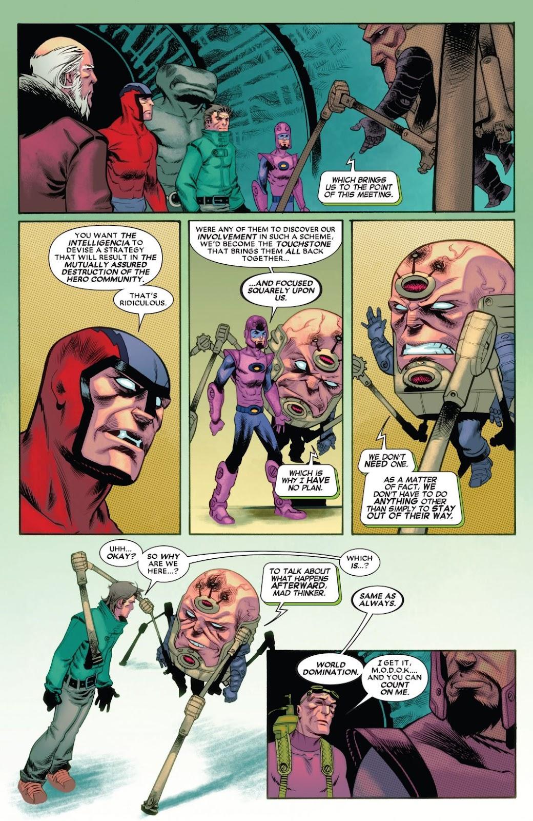 Read online Deadpool (2008) comic -  Issue #55 - 9