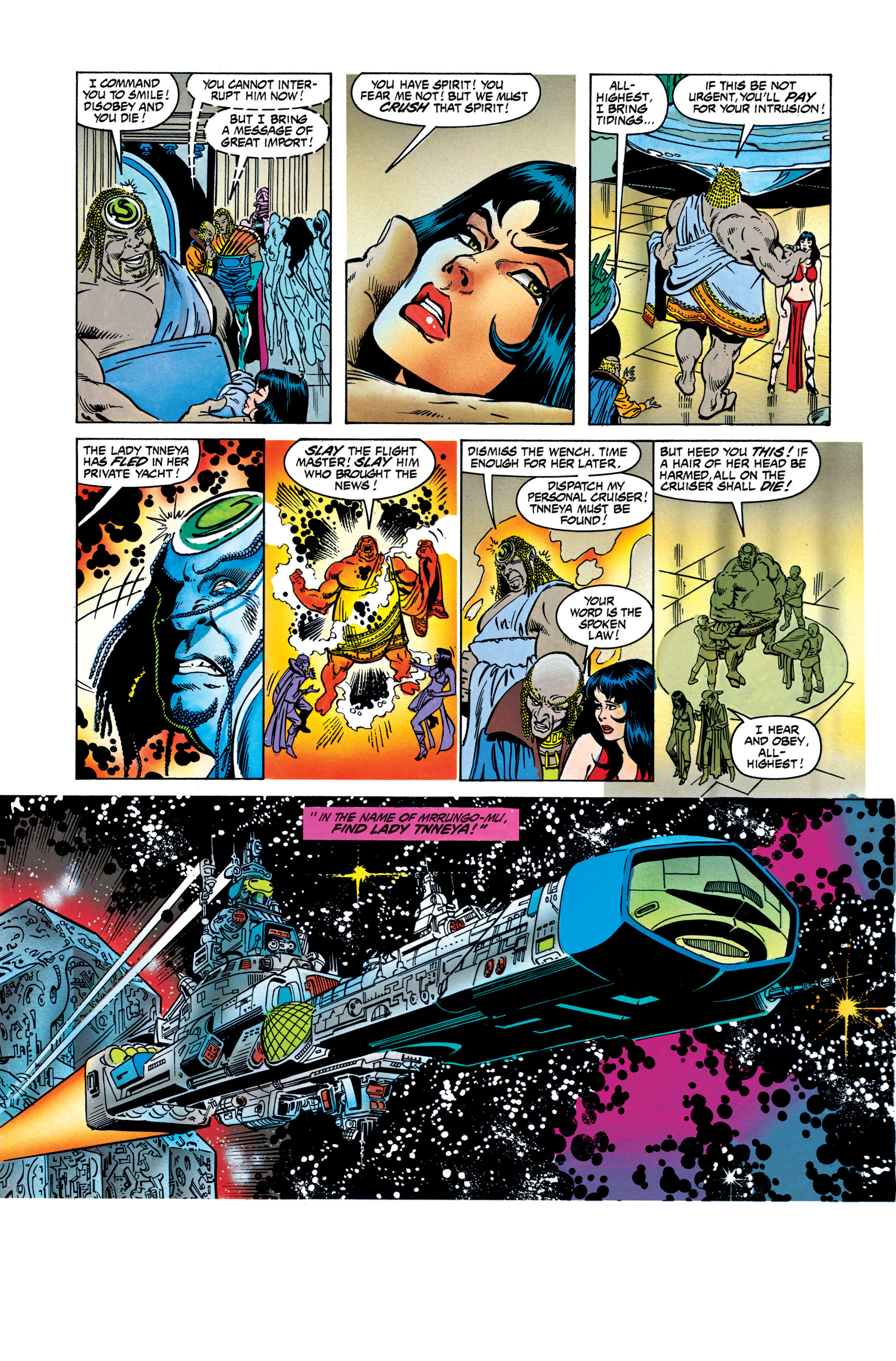 Read online Silver Surfer: Parable comic -  Issue # TPB - 91