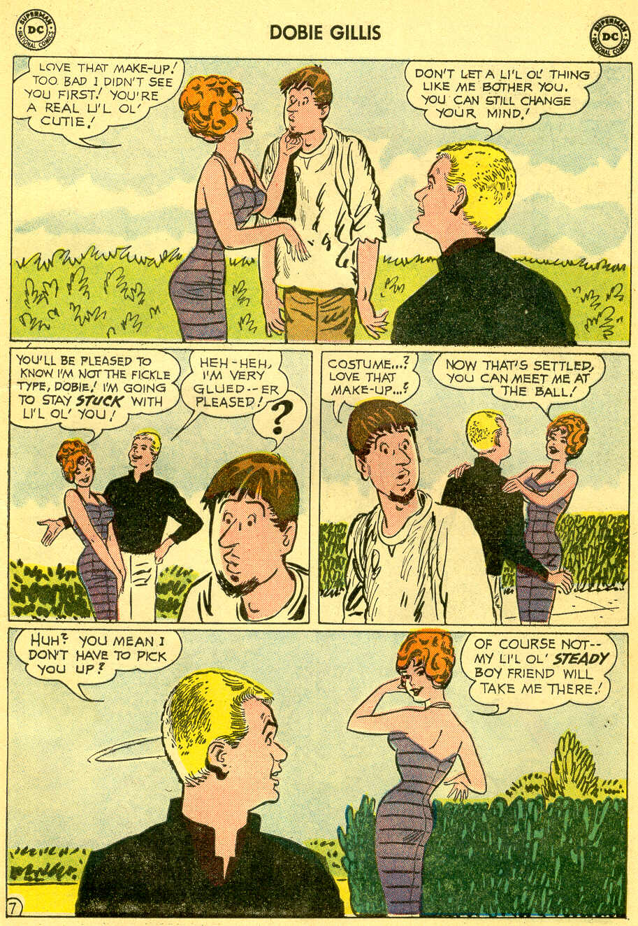 Many Loves of Dobie Gillis issue 4 - Page 9
