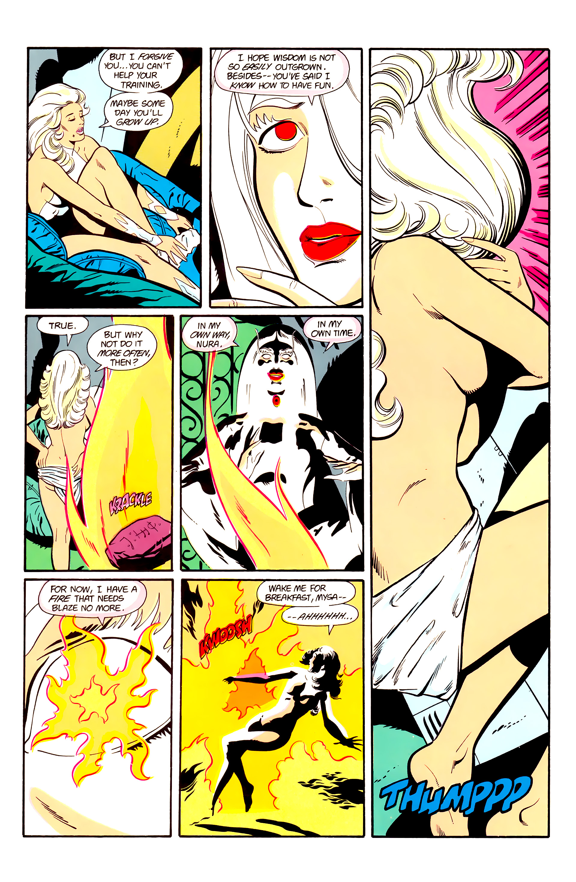 Legion of Super-Heroes (1984) 20 Page 24