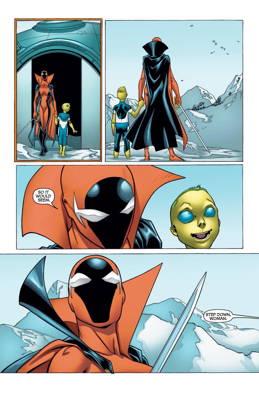 Read online Alpha Flight (2004) comic -  Issue #11 - 18